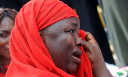 mother chibok girl dies heart attack