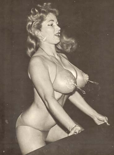 Vintage Glamour Models