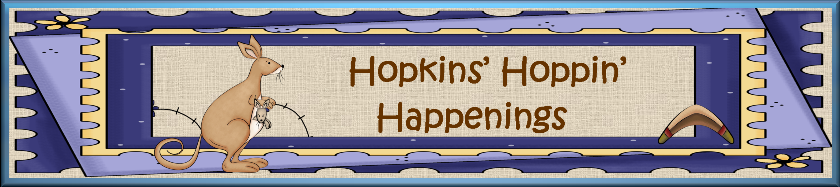 Hopkins&#39; Hoppin&#39; Happenings