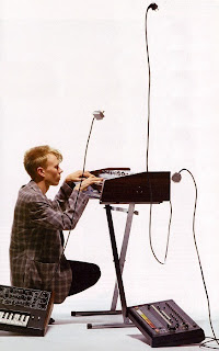 Vince Clarke, miembro de Depeche Mode, Yazoo, The Assembly y Erasure