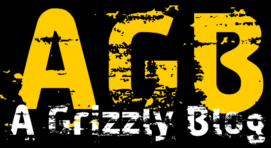 A Grizzly Blog