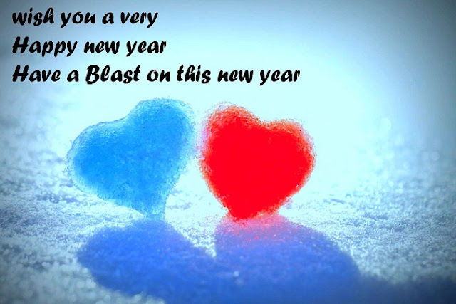 New Year 2016 Love Wallpaper