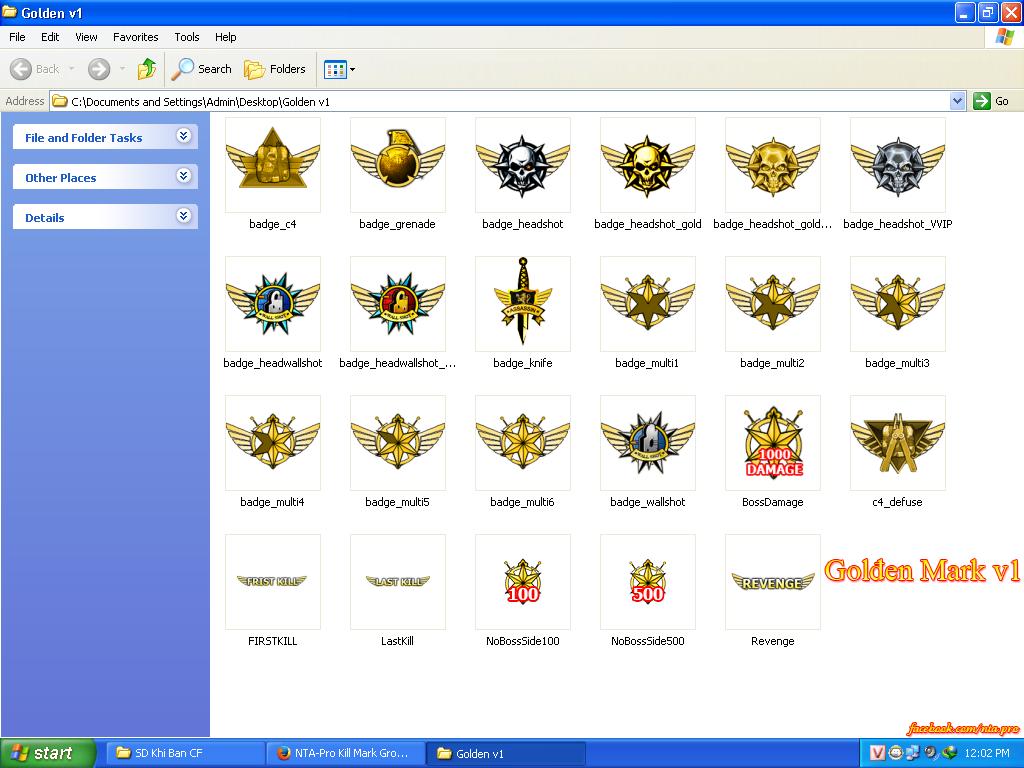 Killmark Golden V1