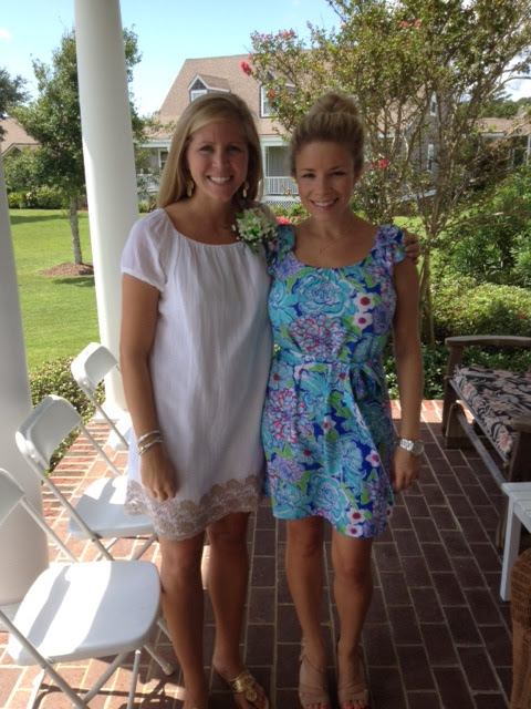 and sunday afternoon i attended a bridal shower for my sweet friend jenna who is getting married in october