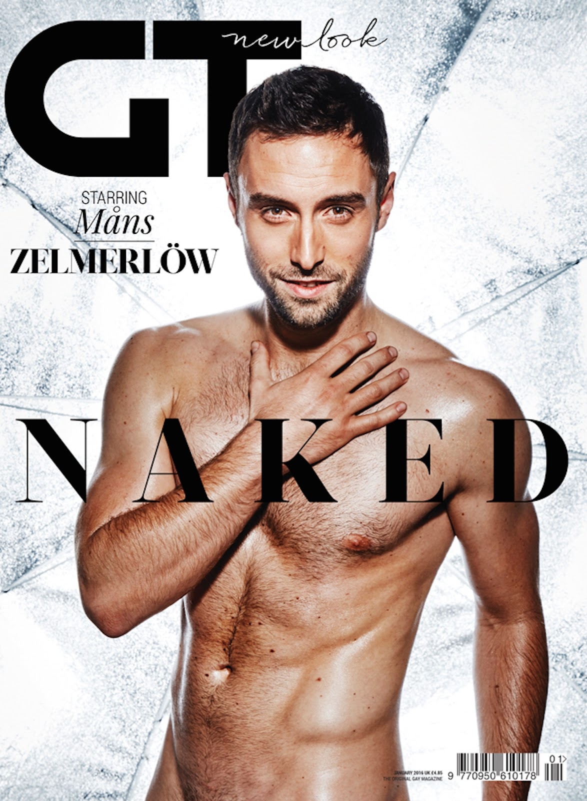 Eurovision 2016 - Mans Zelmerlow shocks viewers by