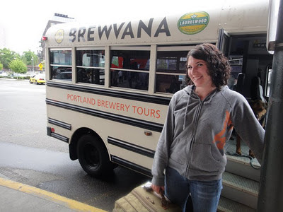 ブルヴァナー ポートランド ビール ツアー