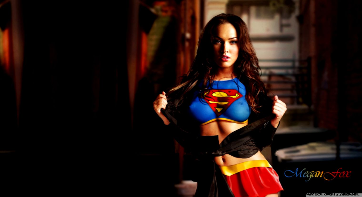 Megan Fox Supergirl