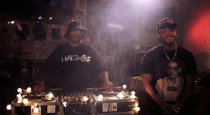"""Vídeo - Royce Da 5'9"""" & DJ Premier - U Looz"""