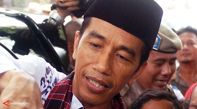 Ini Dia Tiga rumus Jokowi tangani Jakarta