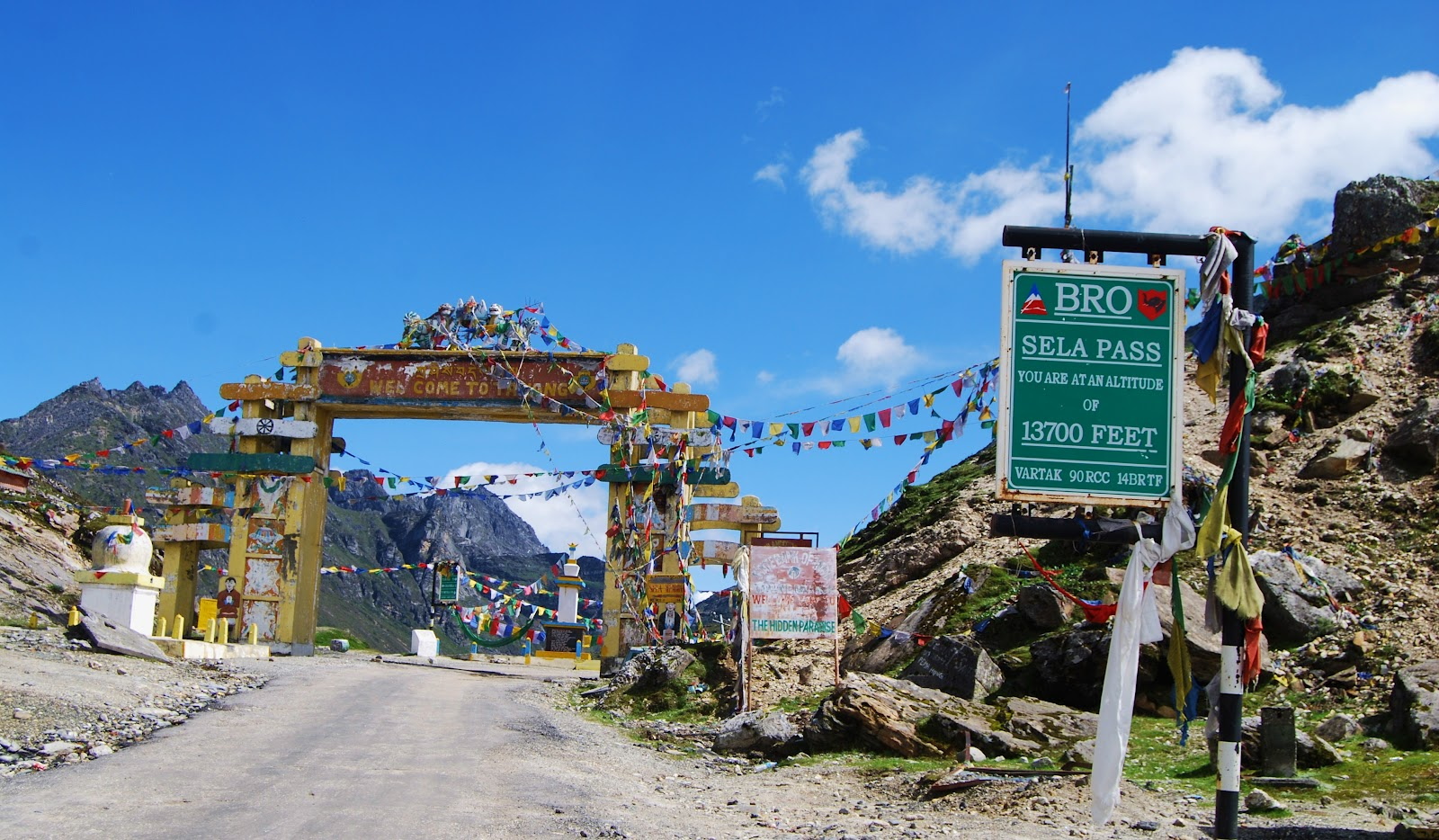 Travel Destinationin in North East India | Tawang ...