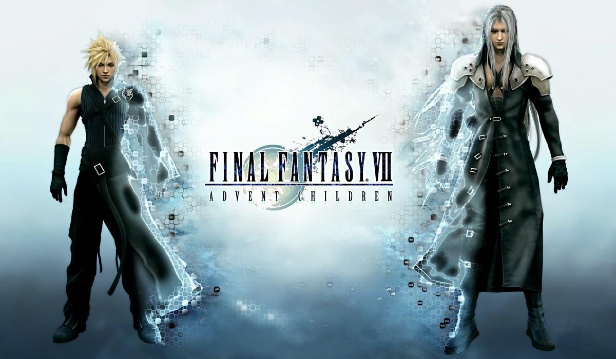 Ảnh trong phim Final Fantasy VII: Những Đứa Con Số Phận - Final Fantasy VII: Advent Children 1