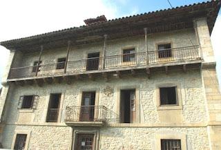 Grullos, palacio de los Cañedo