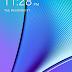 Galaxy Note 5 Style Custom Rom For Symphony W128
