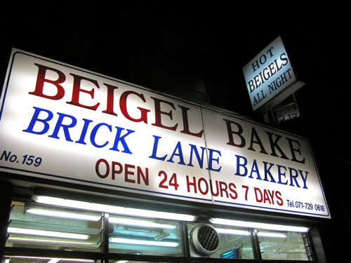 There is today a very large Bangladeshi community in Brick Lane, ...