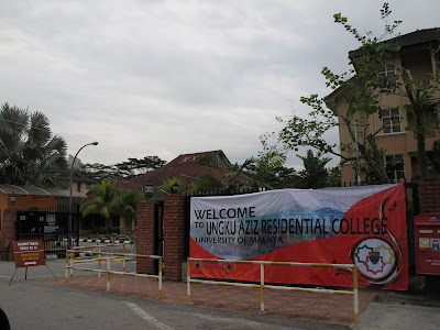 Ungku Aziz Residential College (Eleventh College), University of Malaya