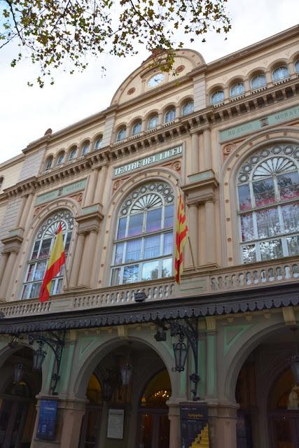 La Rambla Barcelona Theatre