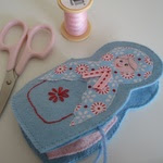 Matryoshka Needlecase Tutorial