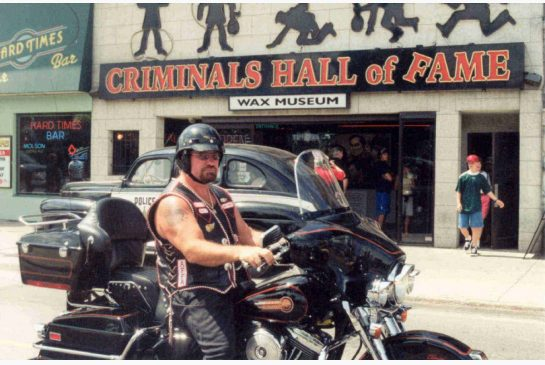 Gangsters Out Blog: Toronto Hells Angel charged in