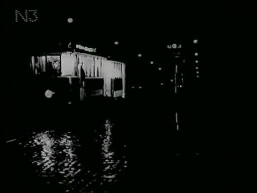 Praha v zári svetel. Prague By Night. (1928). Svatopluk Innemann