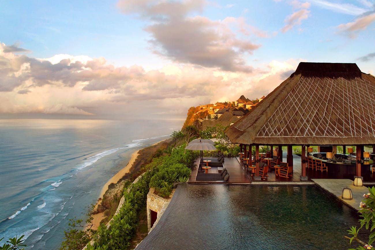 Paket Tour Bali Di The Bulgari Resort Adalah Salah Satu Hotel Paling Mewah Dan Romantis Karena Honeymoon Bersifat Private