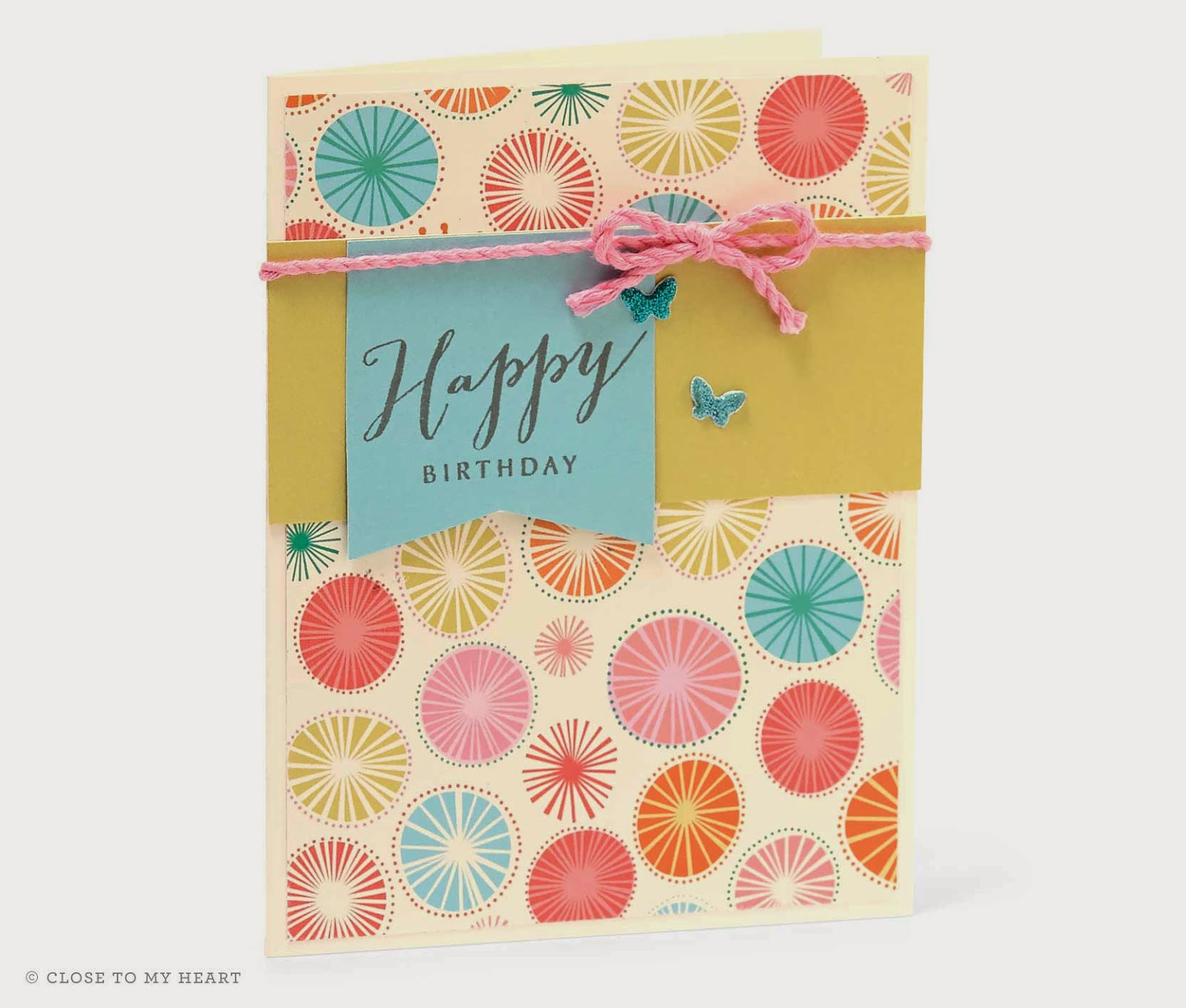 Hopscotch Paper Pack CTMH