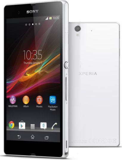 Sony Xperia Z Android Phones Launched in India