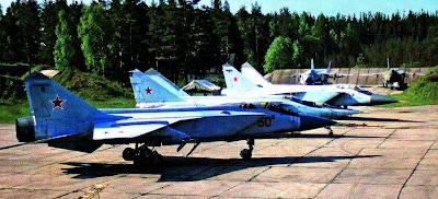 МиГ-25 ПУ