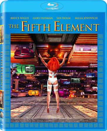 El Quinto Elemento (1997) HD 1080p Latino