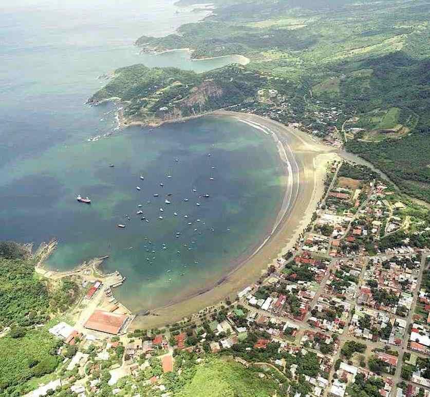 Bahia del sol villas condominiums san juan del sur - Microcementos del sur ...