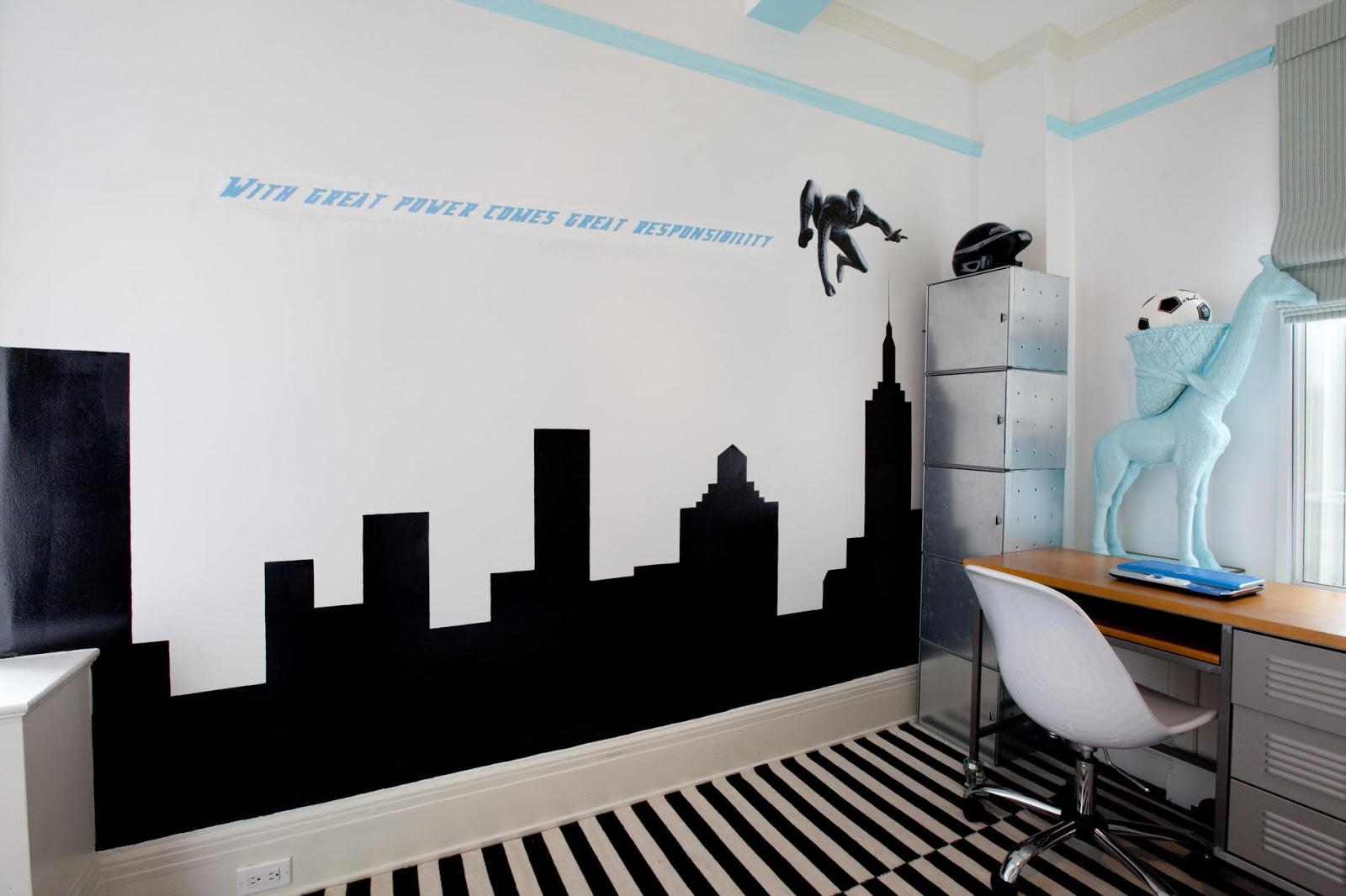 The Interior Design Ideas: Ideas For Little Boys Bedroom Cool Boys Room  Paint Ideas For Colorful And Brilliant Interiors. A Clever Paint Job In A  Small ...