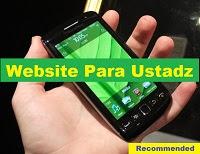 Website Para Ustadz