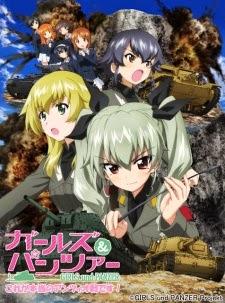 Girls Und Panzer: Kore Ga Hontou No Anzio-sen Desu! - OVA