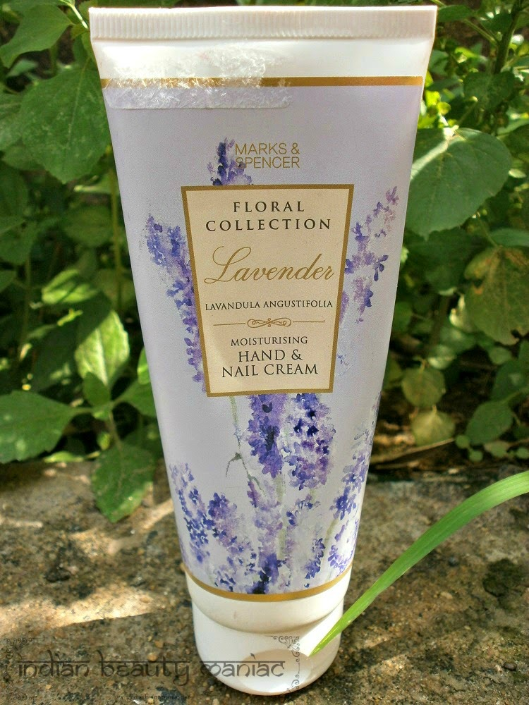 Marks and Spencer Floral Collection Lavender Moisturizing Hand and Nail Cream