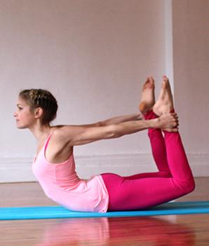 Yoga Poses to Detox Naturally
