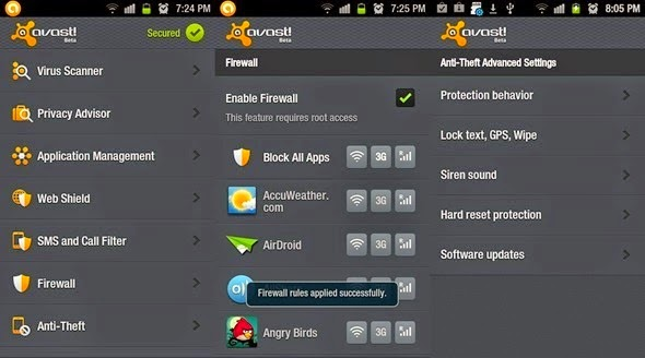 Avast Antivirus & Mobile Security Premium APK
