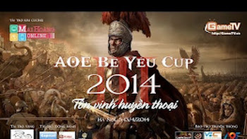 AoE Bé Yêu Cup 2014: Nhìn lại một giải đấu rất nhiều cảm xúc