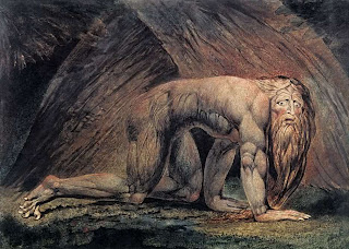 Nebuchadnezzar de William Blake