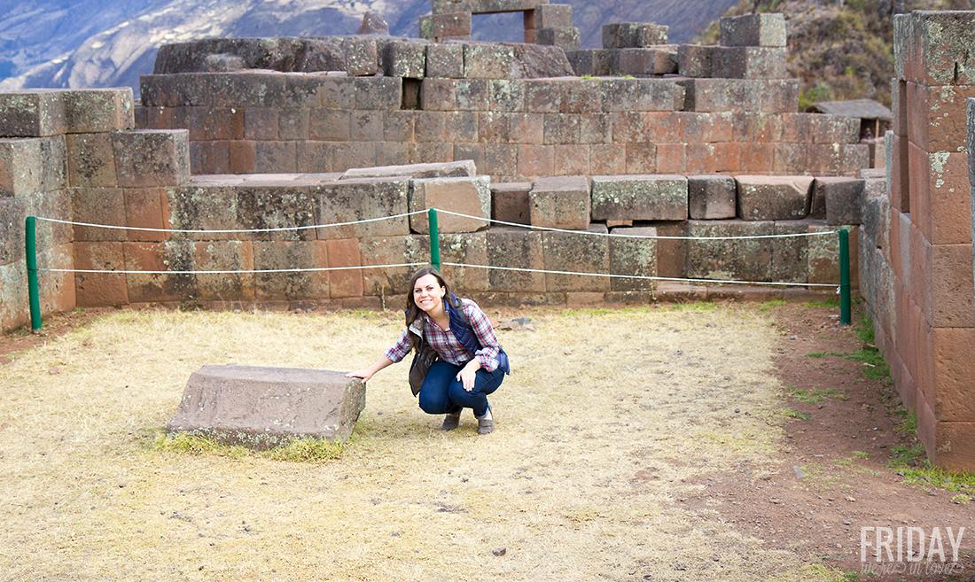 Incan Temple- Pisac