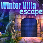 Juegos de escape Winter Villa Escape