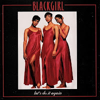 Blackgirl - Let's Do It Again (CDM) (1995)