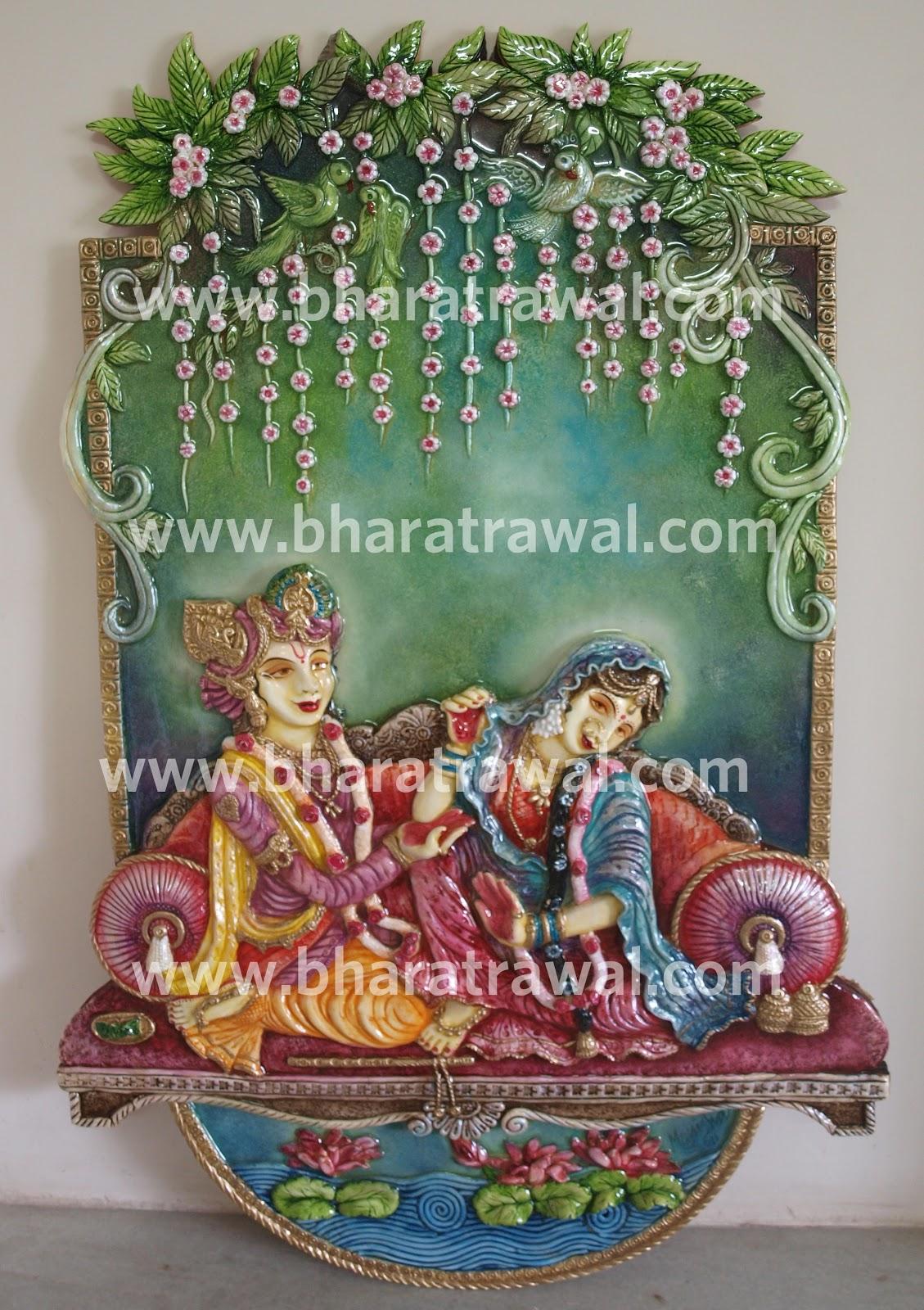 Mural art by muralguru bharat rawal mural art by for 3d ceramic mural art