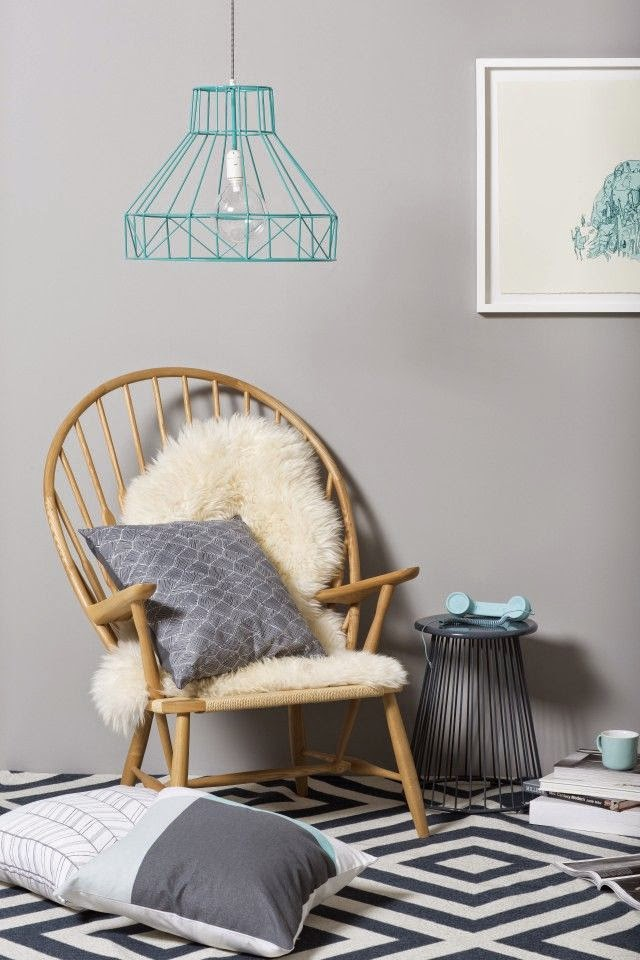 | Beautiful classics: the Peacock chair