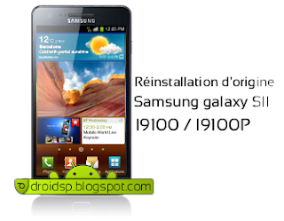 restauration usine du Galaxy S2