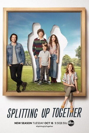 Splitting Up Together - 2ª Temporada Legendada Séries Torrent Download capa