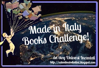 Made in Italy Books Challenge!