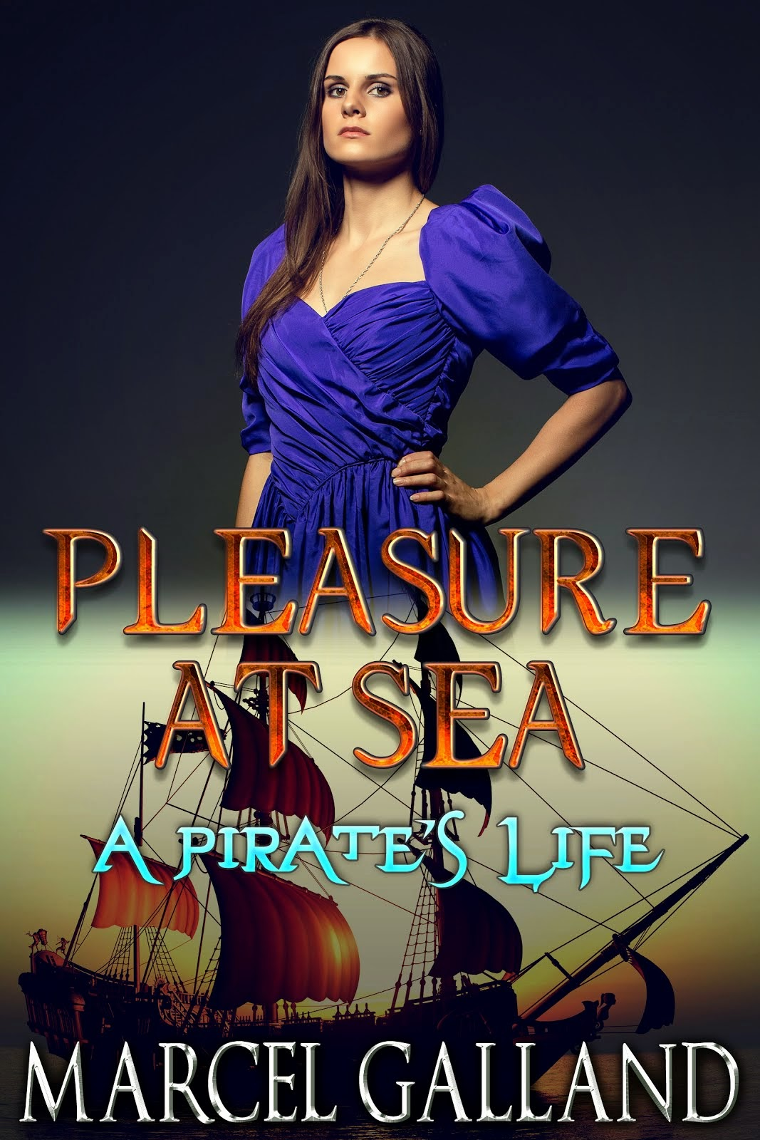 Start the Pleasure at Sea series here!