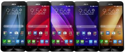 harga dan spesifikasi asus zenfone 2 ze550ml terbaru 2015