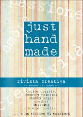 just hand made - rivista creativa