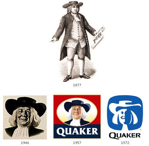 Almanaque - Aveia QuakerQuaker Oats Guy