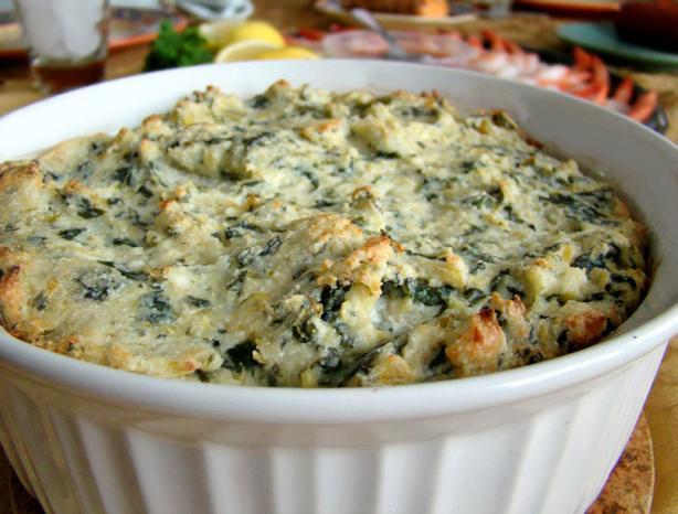 Cook Like Jake! : Appetizer: Spinach and Artichoke Dip Recipe
